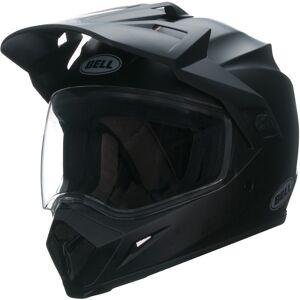 Bell MX-9 Adventure Motocross hjelm Svart S