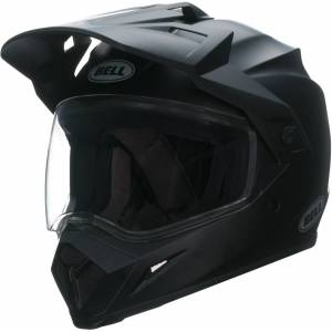 Bell MX-9 Adventure Motocross hjelm Svart M