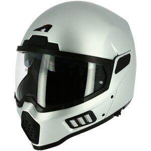 Astone Spectrum Hjelm Sølv XL