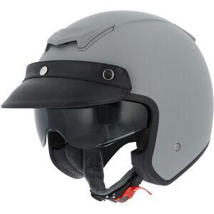 Astone Sportster 2 Jet hjelm Grå XL