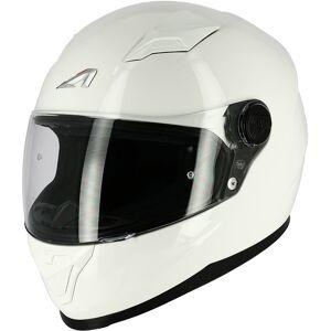 Astone GT2 Monocolor Hjelm Hvit 2XL