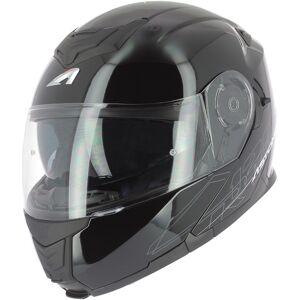 Astone RT 1200 Monocolor Hjelm Svart M