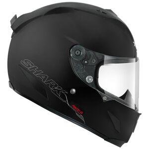 Shark Race-R Pro Blank Helmet Hjelm XS Svart