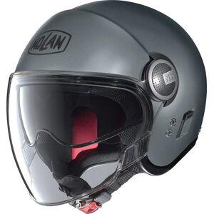 Nolan N21 Visor Classic Jet hjelm M Grå