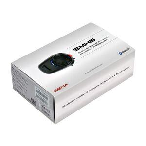 Sena SMH5 Bluetooth-kommunikasjonssystem enkeltpakke en størrelse Svart