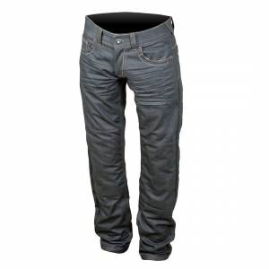 Booster B51 Motorsykkel damer Jeans 34 Blå