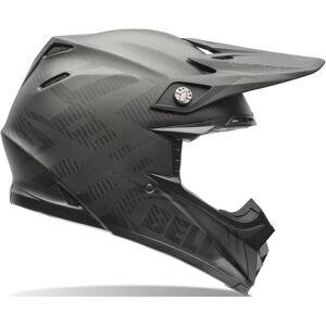 Bell Moto-9 Flex Syndrome Motocross hjelm XL Svart
