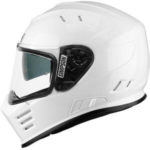 Simpson Venom Hjelm XL Hvit