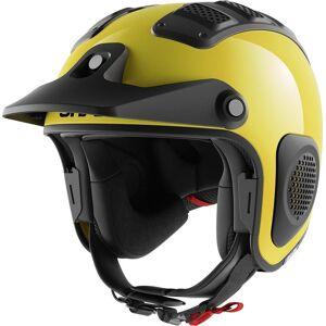Shark ATV-Drak Blank Off-Road hjelm 2XL Gul