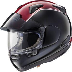 Arai QV-Pro Honda Goldwing Hjelm S Svart Rød
