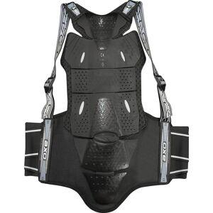 AXO Race Shell Tilbake Protector XL Svart