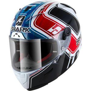Shark Race-R Pro Replica Zarco GP DE France Hjelm XS Svart Hvit