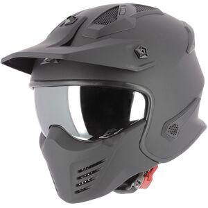Astone Elektron Jet hjelm XS Svart