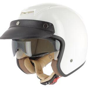 Astone Sportster 2 Jet hjelm L Hvit