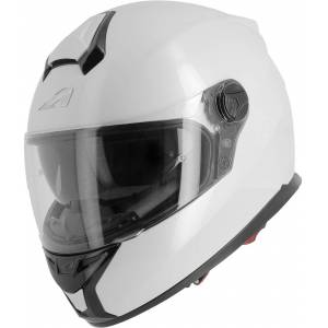 Astone GT800 Evo Monocolor Hjelm 2XL Hvit