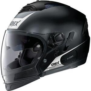 Grex G4.2 Pro Vivid N-Com Hjelm S Svart Hvit