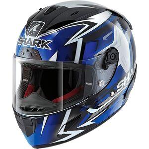 Shark Race-R Pro Replica Oliveira 2019 Hjelm XS Svart Blå