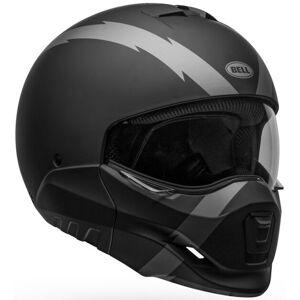 Bell Broozer ARC Hjelm XL Svart Grå