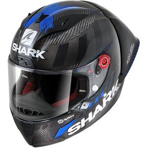 Shark Race-R Pro GP Replica Lorenzo Winter Test 99 Hjelm XL Svart Blå