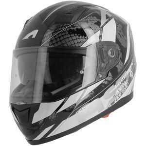 Astone GT900 Skin Hjälm Vit L