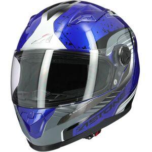 Astone GT2 Geko hjälm XL Blå