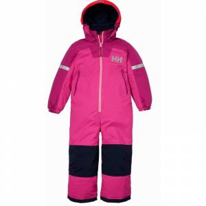 Helly Hansen Kids Legend Ins Suit Pink Pink 3