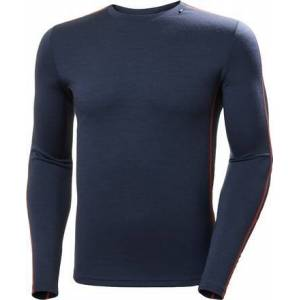 Helly Hansen Lifa merino Lightweight Crew Baselayer Shirt (Slate)