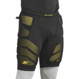 KLIM Shortsit Klim Tactical Musta