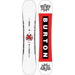 Burton Lumilauta Burton Free Thinker 19/20 (Valkoinen)