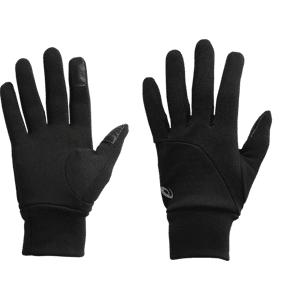 Asics So Winter Running Glove U Juoksu BLACK  - BLACK - Size: Medium