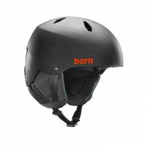 Bern Diablo Team Matte Black - L