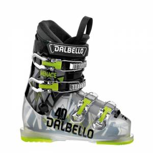 Dalbello Menace 4.0, barnestøvel Trans-Black 25,5