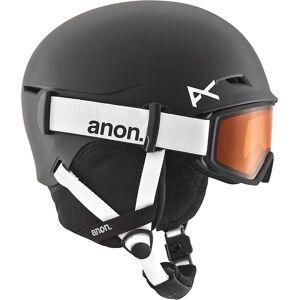 Anon definere barna hjelm - svart