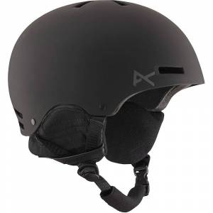 Anon Raider Helmet - Black Xl
