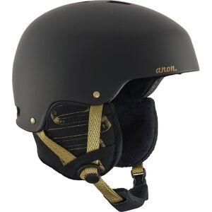 Anon Lynx hjelm - Frontier svart
