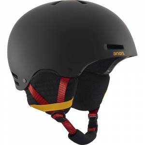 Burton Anon Raider Helmet - Rip City Black Xl