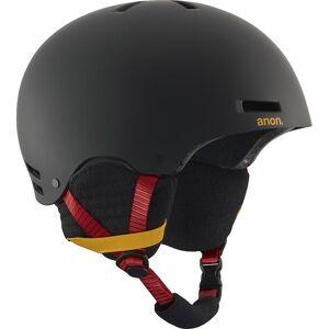 Burton Anon Raider hjelm - Rip byen svart