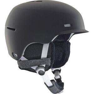 Anon kvinners ravn hjelm - svart S