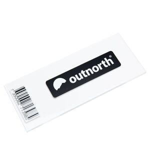 Outnorth Vallaskrapa 4 mm Hvit