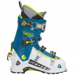 Scott Superguide Carbon Ski Boot Hvit