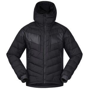 Bergans Men's Nosi Hybrid Down Jacket Grå