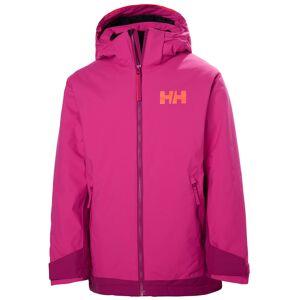 Helly Hansen Junior Hillside Jacket Rosa