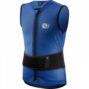 Salomon Flexcell Light Vest Junior Blå