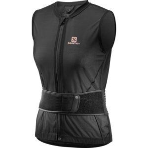 Salomon Women's Flexcell Light Vest Sort