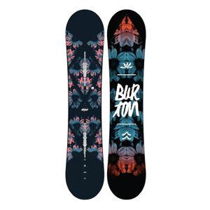 Burton Women's Stylus Flat Top Snowboard