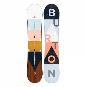 Burton Women's Yeasayer Flying V Snowboard