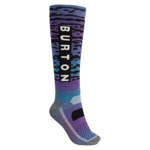 Burton Women's Performance Midweight Sock Blå