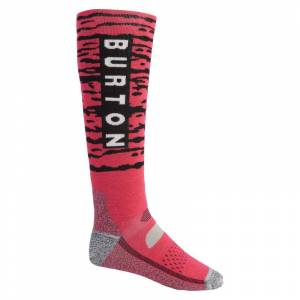 Burton Men's Performance Midweight Sock Rosa