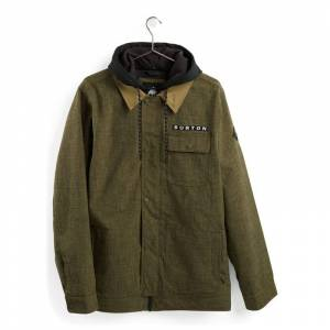 Burton Men's Dunmore Jacket Grønn
