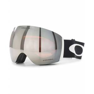 Oakley Flight Deck Prizm Snow Goggles Black/Black
